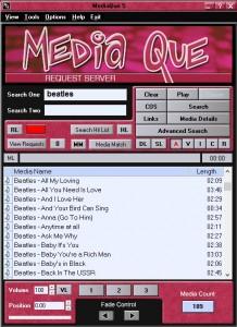 MediaQue Request Server 5